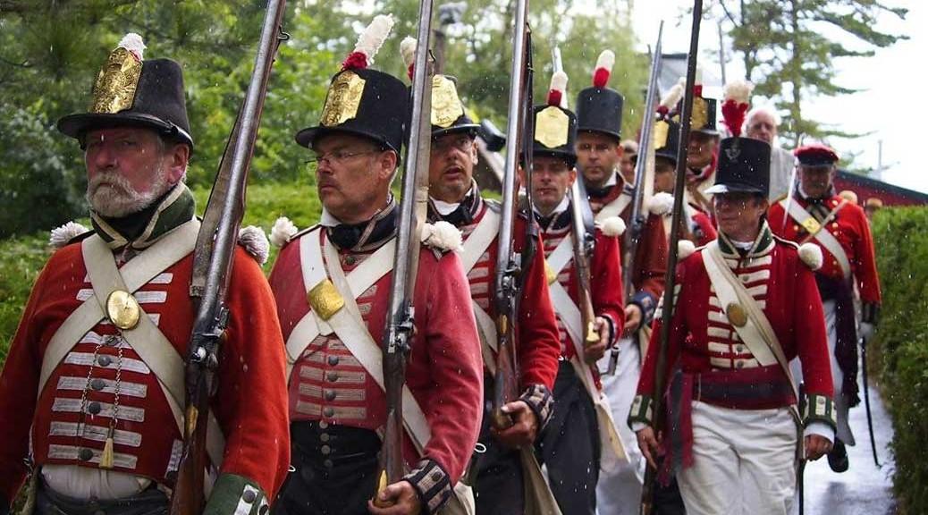 Royal Newfoundland Regiment, Wasaga Under Siege, 2013
